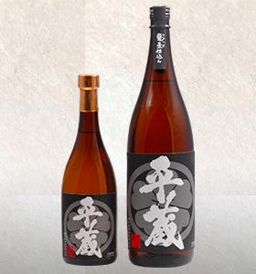 芋焼酎 平蔵(黒麹)